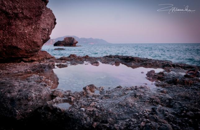 corfu wild beach